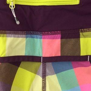 lululemon athletica Shorts - 🍋Lululemon Plaid  Speed Shorts | 6 | fun colors